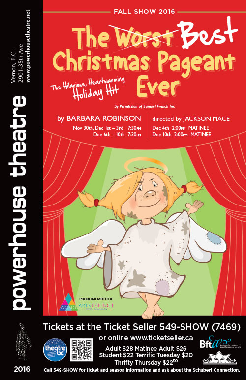 The Best Christmas Pageant Ever - Poster