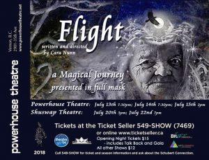 Flight, written and directed by Cara Nunn